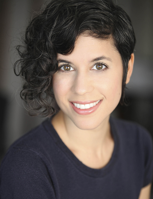 Ashly Burch 12 The Oxy Campaign For Good