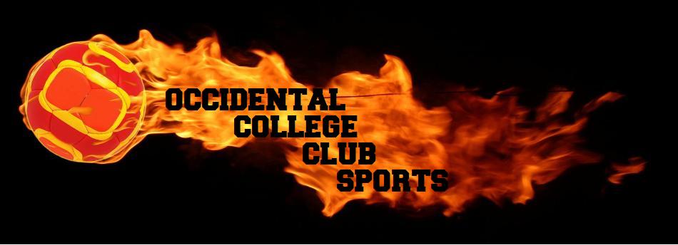 Occidental College Club Sports