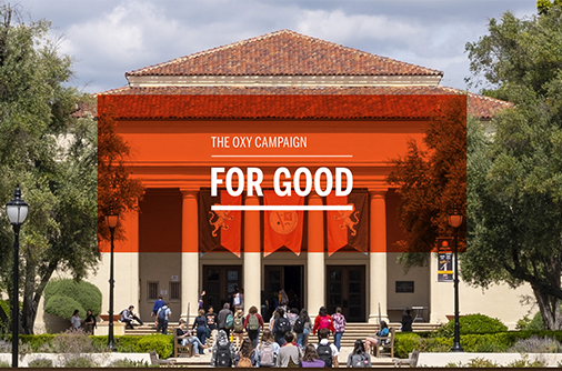 Oxy Campaign For Good