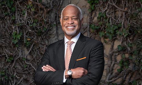 President Harry J. Elam Jr.