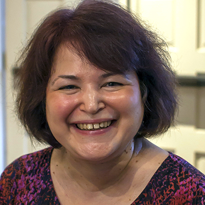 Galina Barskaya headshot
