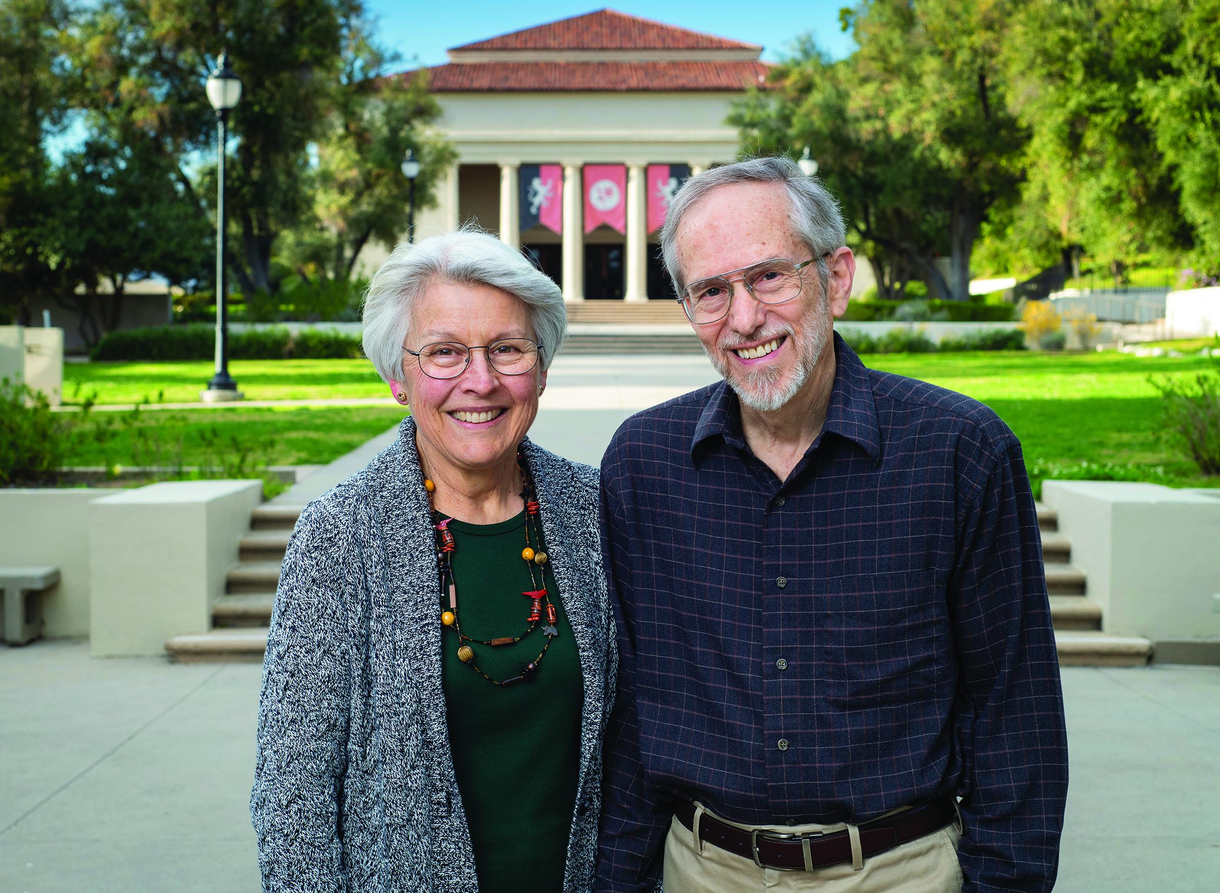Karen and Steve Casner