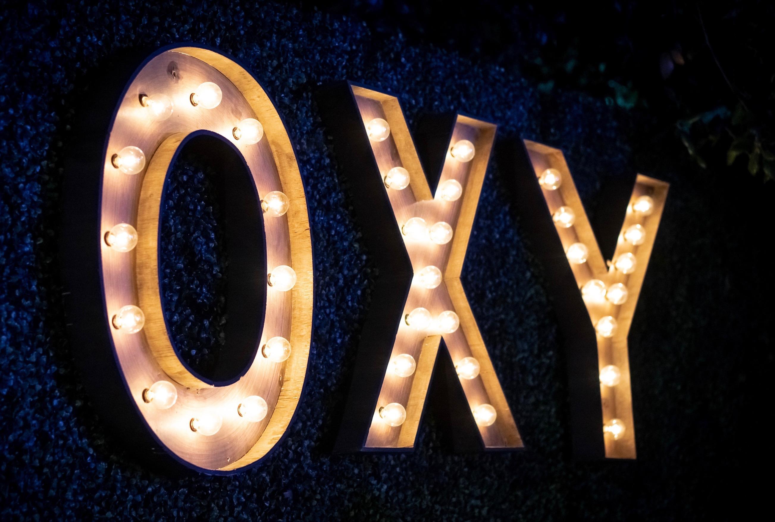Oxy Reunions