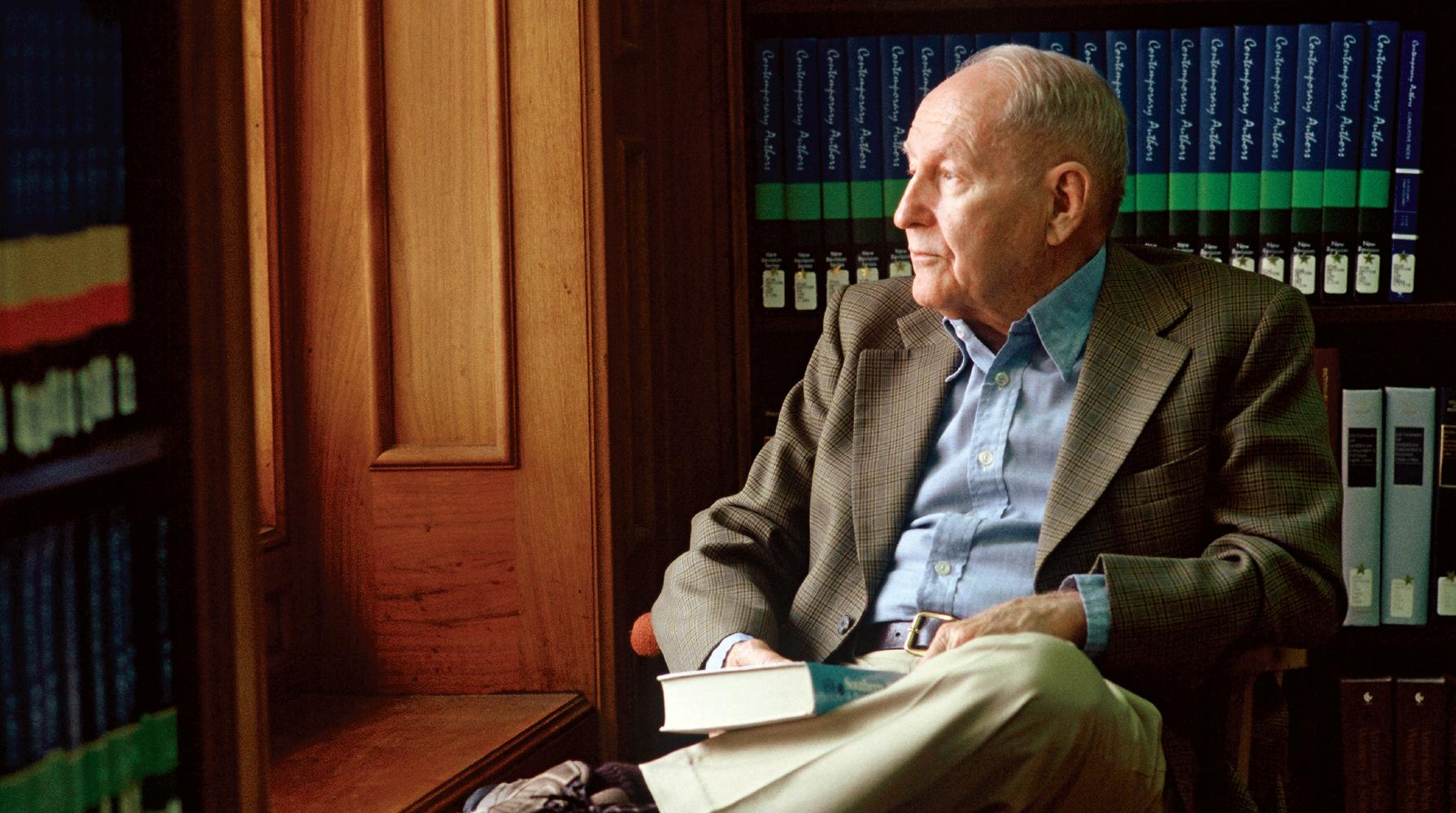 Professor Emeritus Andrew Rolle '43