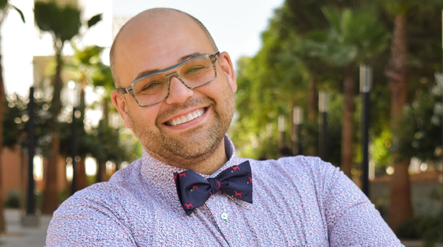 David Carreon Bradley Named Occidental's Vice President for Equity and Justice