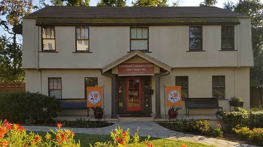 The Intercultural Community Center at Oxy
