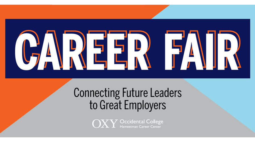 Career fair 2019 flyer