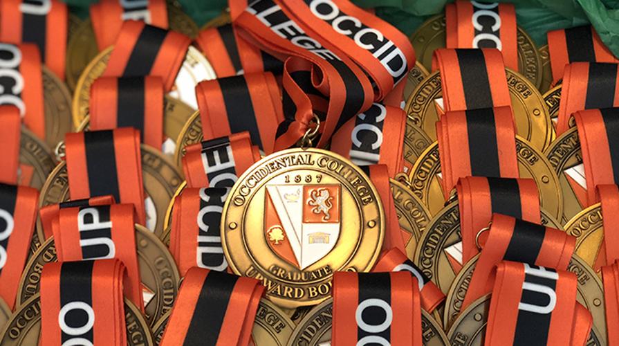 Upward Bound Medallions