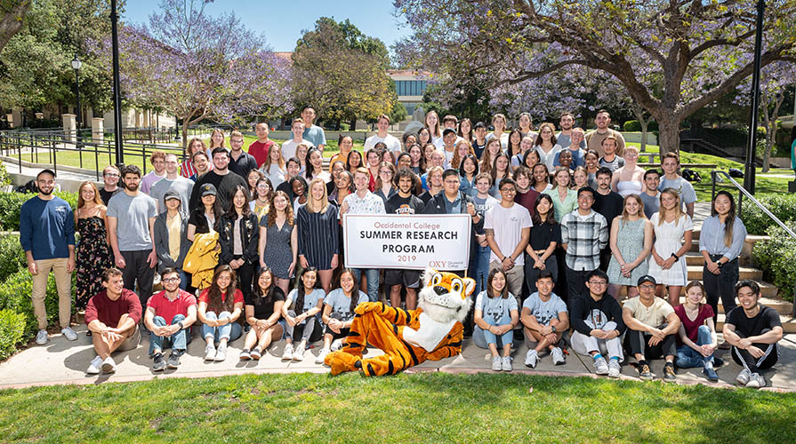 URC students Summer 2019