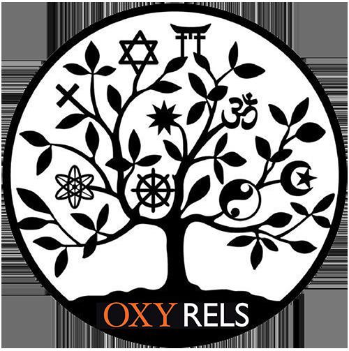 Oxy religious studies logo