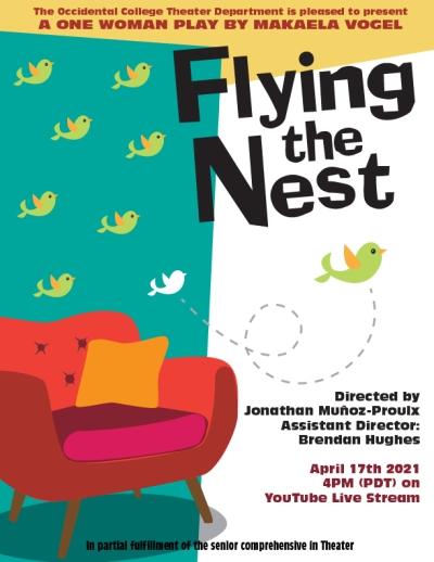 Poster for Flying the Nest