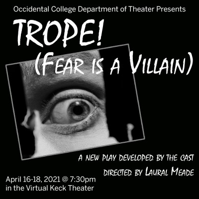 Poster for Trope! (Fear Is a Villain)