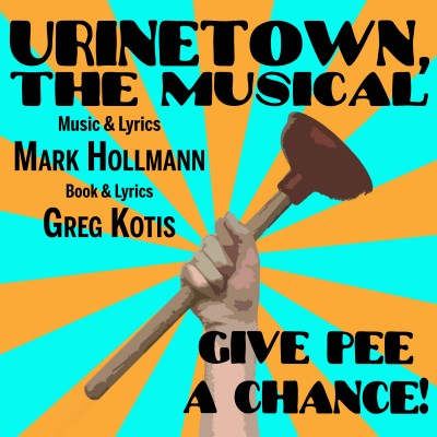 Urinetown musical poster