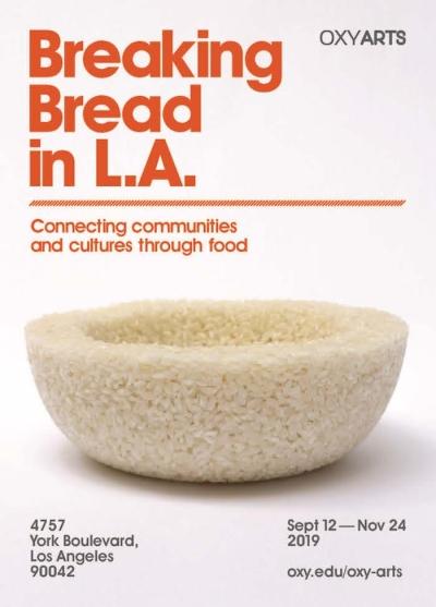 Breaking Bread in LA poster