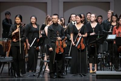 Oxy Symphony Orchestra