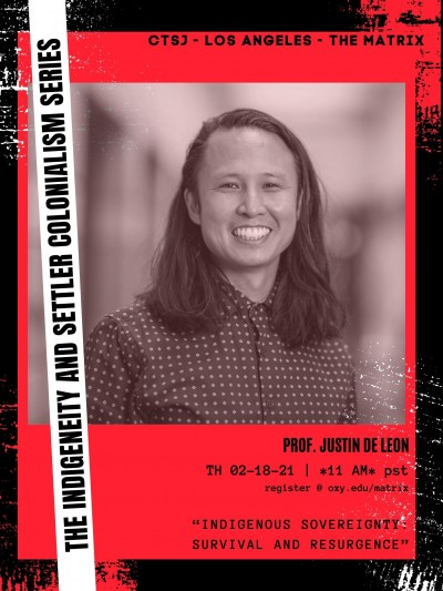 Justin De Leon poster