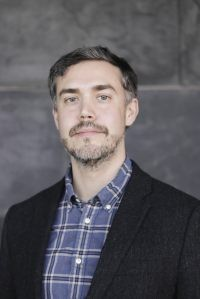 Headshot of David Bryce Yaden