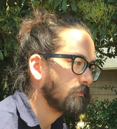 Headshot of Brandon Shimoda