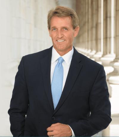 Portrait of Senator Jeff Flake