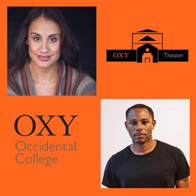 In Our Own Voice Event Graphic, Part II: Acting with Sabina Zúñiga Varela and Larry Powell