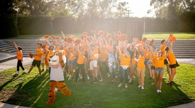 O-Core welcomes new students to Occidental College