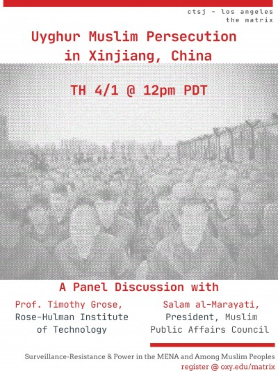 Uyghur Persecution in China