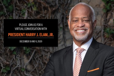 A Conversation with President Elam