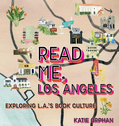 Read Me LA book cover