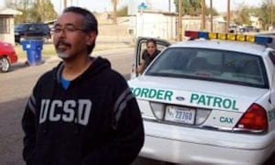ctsj-los angeles the matrix series on California and Immigration Ricardo Dominguez