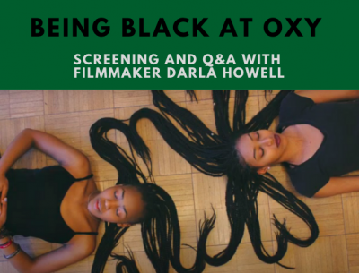 """Still from the film """"Being Black at Oxy"""""""