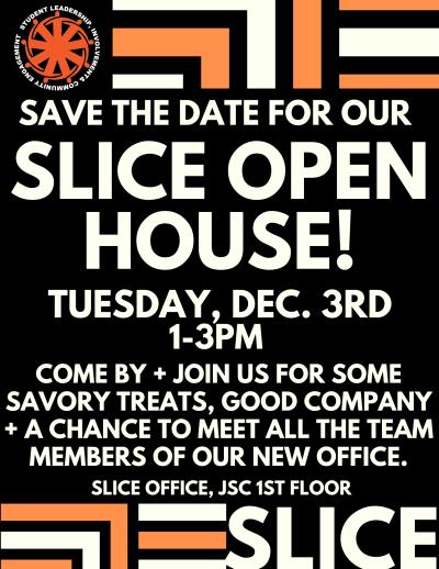 Slice open house