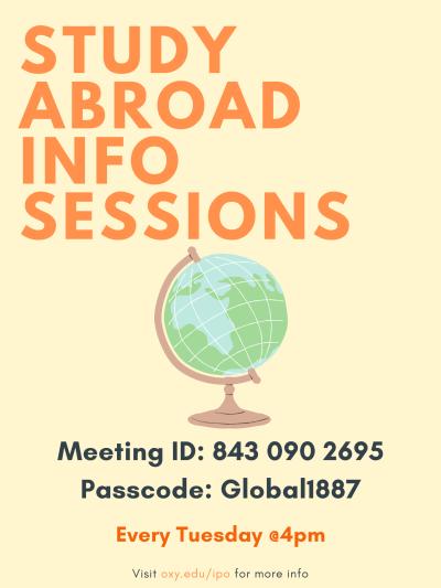 F'21 study abroad info session