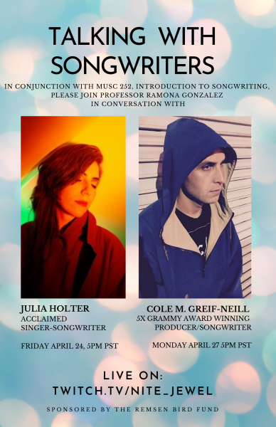 Talking with Songwriters Flyer