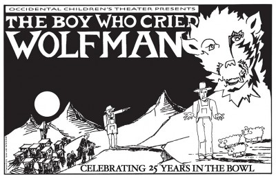 The Boy Who Cried Wolfman