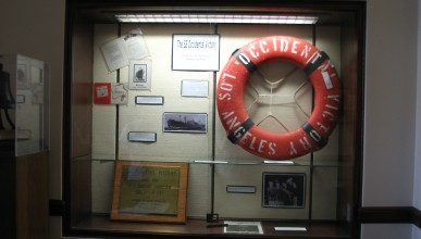 The SS Occidental Victory: Artifacts from Oxy's Seafaring Past