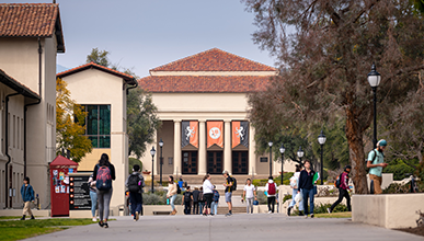 Oxy campus