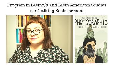 Talking Books: Quintero flyer