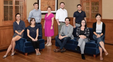 2019 New Faculty Cohort