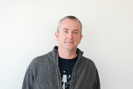 Portrait of Chris Hunter
