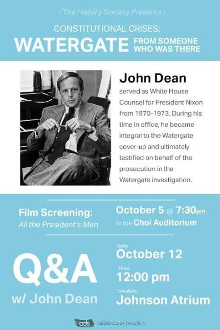 """Image for Film Screening of """"All the President's Men"""""""