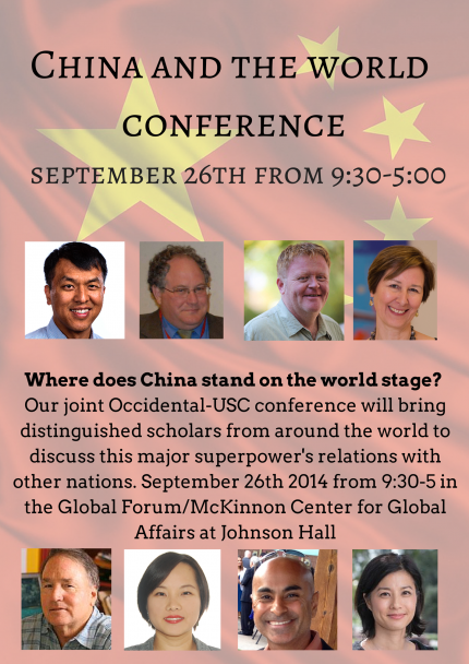 Image for China In the World Conference