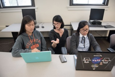 Image for Oxy's Innovative Computer Science Major Makes Headlines