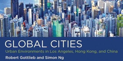 Global Cities Event Poster