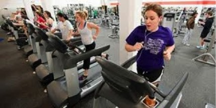 Image for All About Staying Fit... In College!
