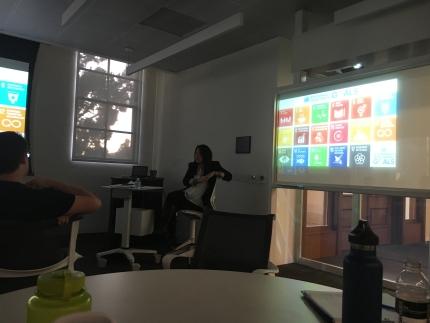 Image for Laura Manley: Open Data for Sustainable Development