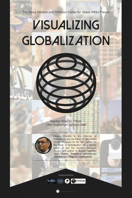 Image for Nayan Chanda: Visualizing Globalization