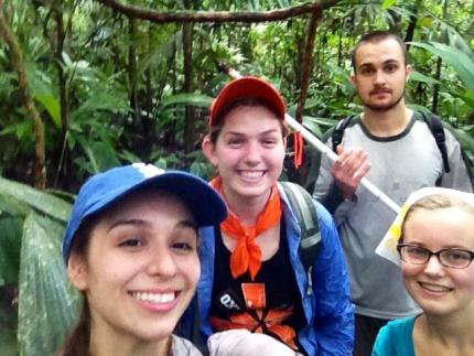 Image for May 28, 2014 - La Selva Biological Station