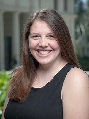 Headshot of Abbie Bowers, '18