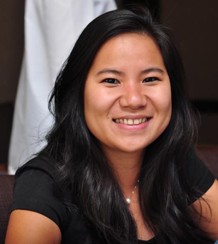 Photo of Dr. Tina Tran