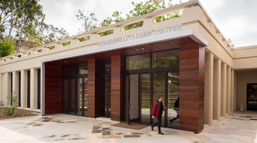 The Hameetman Career Center
